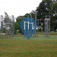 Pfaffenhofen an der Ilm - Parque Calistenia - Ilmtalradweg