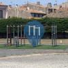 Barra per trazioni all'aperto - Carcassonne - Park Carcasonne