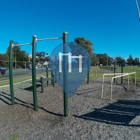 Adelaide - Street Workout Park - Henley Memorial Oval