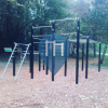 Herford - Parc Street Workout - Aawiesenpark - Playparc