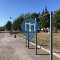 Coimbra  - Gimnasio al aire libre - Estádio Universitário