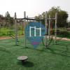 Tzur Hadassah - Outdoor Exercise Gym - Jubilee Park