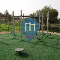 Tzur Hadassah - Palestra all'Aperto - Jubilee Park