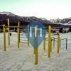 Innsbruck - Parque Calistenia - Playparc - Saurweinwiese
