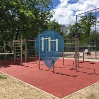 Graz - Calisthenics Park - Volksgarten