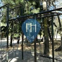 Lisboa - Parque Calistenia  - Cidade Universitária