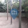 Maisons-Alfort - Parque Entrenamiento - Promenade Paul Cézanne