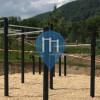 Capriasca - Parque Calistenia - Arena Sportiva