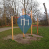 London (Merton) - Outdoor Pull Up Bars - Sir Joseph Hood Memorial Playing Fields