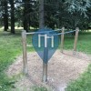 Outdoor Pull Up Bars - Chassieu - Parc du Chatenay