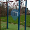 Heemskerk -Street Workout Gym - Steenstrapark