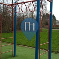 Heemskerk - Воркаут площадка - Steenstrapark
