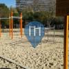 Madrid - Calisthenics Park - Av. Ramon y Cajal - Padre Claret