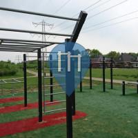 Geldrop - Parc Street Workout - IJzeren Man