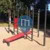 Sigulda - Воркаут площадка - Raina Parks