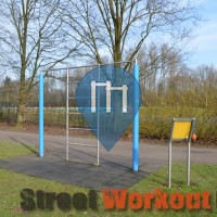Bielefeld - Calisthenics Park & Street Workout - Bultkampmeile
