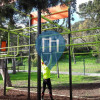 Cruz Quebrada - Public Outdoor Pull Up Bars - Campos de Treino do Jamor