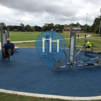 Sydney (Daceyville) - Outdoor Gym - Rowland Park