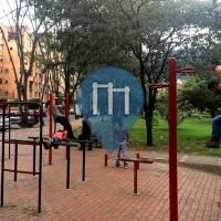 Bogota - Rio Negro - 徒手健身公园 - Calle 87