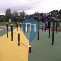 Sucy-en-Brie - Calisthenics Park - Parc Municipal Des Sports