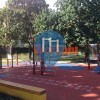 Brno – Calisthenics Park - Kolecko