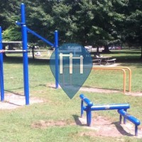 Toledo - Calisthenics Gym - Ottawa Park - Iron Mountain Forge