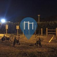 Турник / турники - Монтепаоне - Outdoor Fitness Montepaone