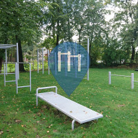 Riga - Parque Calistenia - Sporta aktīvās atpūtas centrs