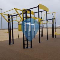 Figueira da Foz - Parque Calistenia - Claridade Beach