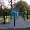 London - Outdoor-Fitnessplatz - Peckham Rye Park