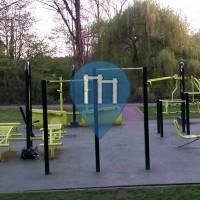 London - Ginasio ao ar livre - Peckham Rye Park
