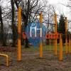 Wyszków - Street Workout Park - Park Imienia Wazy