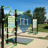 Asbury (Iowa) - Outdoor Exercise Stations - Asbury Park