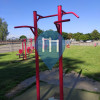 Outdoor Pull Up Bars - Illkirch-Graffenstaden - Complexe sportif du Lixenbuhl