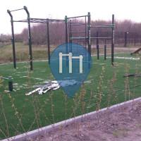Utrecht - 徒手健身公园 - Maximapark