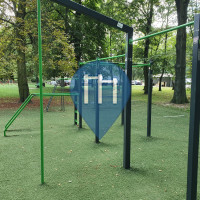 Exercise Park - Warsaw - Workout Park Krolikarnia