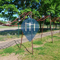 Riga - Outdoor Exercise Stations - 93rd Secondary School of Riga