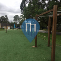 Campbelltown - Outdoor Exercise Park - Aquafit outdoor area