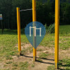 Викопизано - уличных спорт площадка - Parcheggio