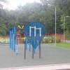 Rokycany - Street Workout Park  - Pod Husovými sady