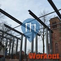 Mülheim an der Ruhr - Outdoor Pull up bars