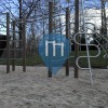 Eppingen - Playground with pull up bars - Kraichgau