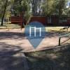 Воркаут площадка - Кордова - Fitness Parcours Estación René G. Favoloro