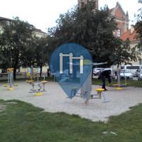 Vilnius - Ginasio ao ar livre - Geto Aukų a