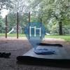 Duisburg - Parco Freeletics - Nombericher Platz