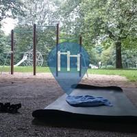 Duisburg - Freeletics Exercise Stations - Nombericher Platz