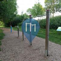 Calisthenics Gym - Bad Homburg vor der Höhe - Outdoor Parcour und Fitness Park