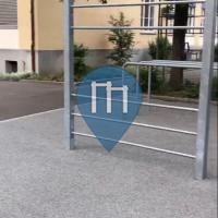Цюрих - Воркаут площадка - Schulhaus Wengi