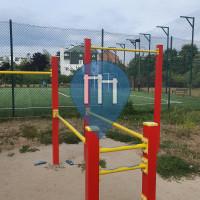 Турник / турники - Варшава - Workout Park JPII Warszawa