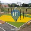Clermont-Ferrand - Calisthenics Park - Stade Gabriel Montpied